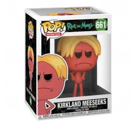 Rick & Morty - Kirkland Meeseeks POP! figure 2