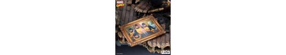 Figura Marvel Comics - BDS Art Scale 1/10 X-Men VS Sentinel Deluxe 5