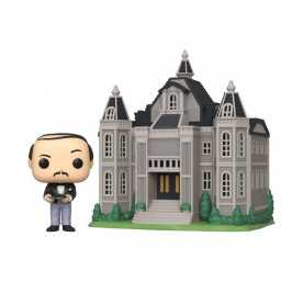 DC Comics Batman 80th - Wayne Manor w/Alfred POP! Town figure