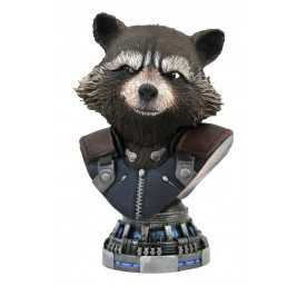 Buste Marvel Comic - Endgame Legends in 3D Rocket Raccoon