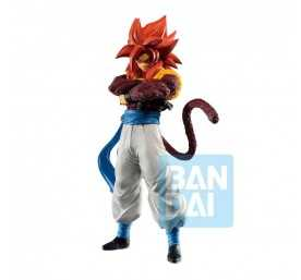 Dragon Ball Z - Ichibansho Dokkan Battle Super Saiyan 4 Gogeta figure