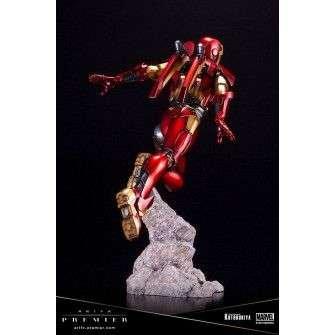 Marvel Universe - ARTFX Premier Iron Man figure 9