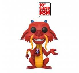 Figurine Disney Mulan - Super Sized Mushu POP!