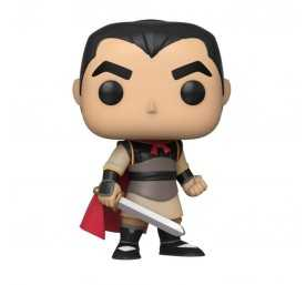 Figurine Disney Mulan - Li Shang POP!