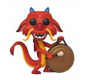 Disney Mulan - Mushu with Gong POP! figure