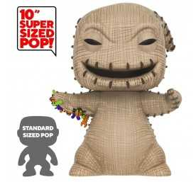 Disney Nightmare Before Christmas - Super Sized Oogie Boogie POP! figure