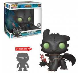 How to Train Your Dragon 3: The Hidden World - Super Sized Toothless POP! figure