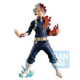 Figurine My Hero Academia - Ichibansho Shoto Todoroki (Next Generations! feat. Smash Rising)