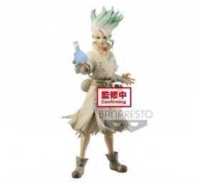 Dr Stone - Figure of Stone World Senku Ishigami figure