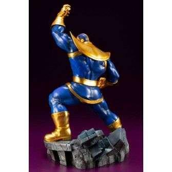Figurine Marvel Universe Avengers Series - ARTFX Thanos 4