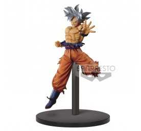 Dragon Ball Super - Chosenshi Retsuden II Vol. 1 Son Goku (Ultra Instinct) figure