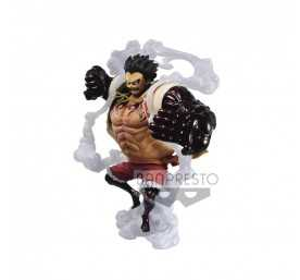 One Piece - King of Artist Snakeman Monkey D. Luffy Gear 4 Special Ver. A figure