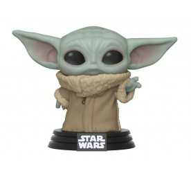 Figurine Star Wars: The Mandalorian - Bébé Yoda/The Child POP!