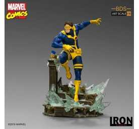 Marvel Comics - BDS Art Scale 1/10 Cyclops Iron Studio figure 3