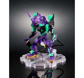 Figurine Tamashii Nations Evangelion: 1.0 You Are (Not) Alone - NXEDGE STYLE EVA Test Type-01 Night Combat Ver.
