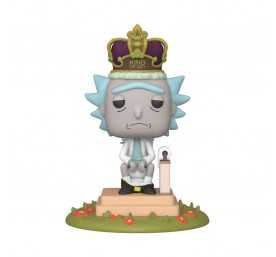 Rick & Morty - Rick on Toilet (figure with sound) POP! Funko figure