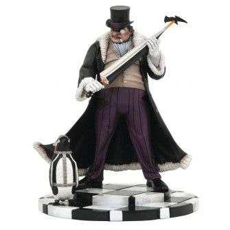 DC Comics - DC Comic Gallery Penguin Diamond Selct figure