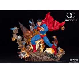 Figurine Oniri Creations DC Comics - Superman: For Tomorrow Statue