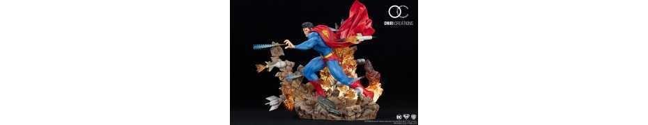 DC Comics - Superman: For Tomorrow Statue Oniri Creations figure 4