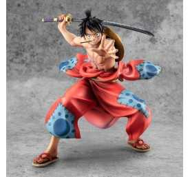 Figurine Megahouse One Piece - P.O.P. Warriors Alliance Luffy Taro