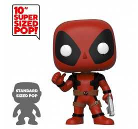 Marvel - Super Sized Thumb Up Red Deadpool POP Funko figure