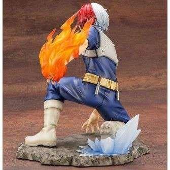 My Hero Academia - ARTFXJ Shoto Todoroki figure 5