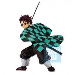 Kimetsu No Yaiba: Demon Slayer - Ichibansho Tanjiro Kamado (The Second) Banpresto figure