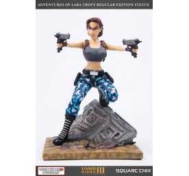 Tomb Raider III - Lara Croft Regular Version Gaming Heads figure
