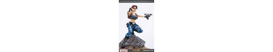 Figura Gaming Heads Tomb Raider III - Lara Croft Regular Version 3
