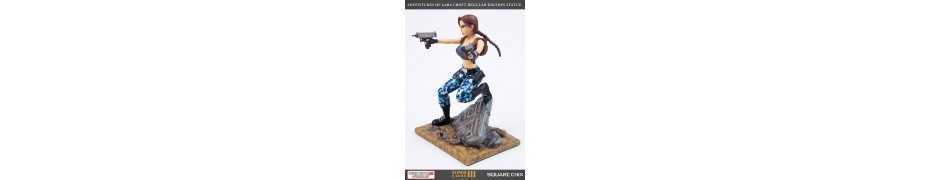 Figura Gaming Heads Tomb Raider III - Lara Croft Regular Version 5