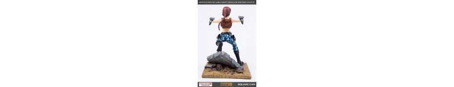 Figura Gaming Heads Tomb Raider III - Lara Croft Regular Version 8