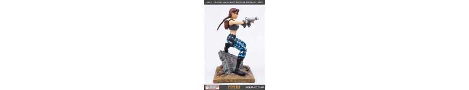Figura Gaming Heads Tomb Raider III - Lara Croft Regular Version 9