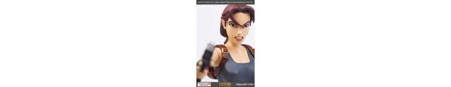 Figura Gaming Heads Tomb Raider III - Lara Croft Regular Version 10