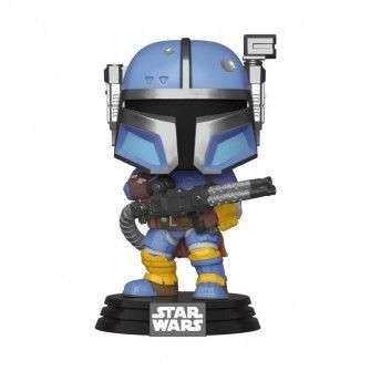 Figura Funko Star Wars: The Mandalorian - Heavy Infantry Mandaloria POP!