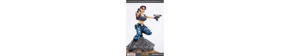 Figura Gaming Heads Tomb Raider III - Lara Croft Regular Version 11