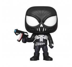 Figura Funko Marvel - Venomized Punisher POP!