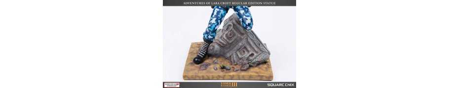 Figura Gaming Heads Tomb Raider III - Lara Croft Regular Version 13