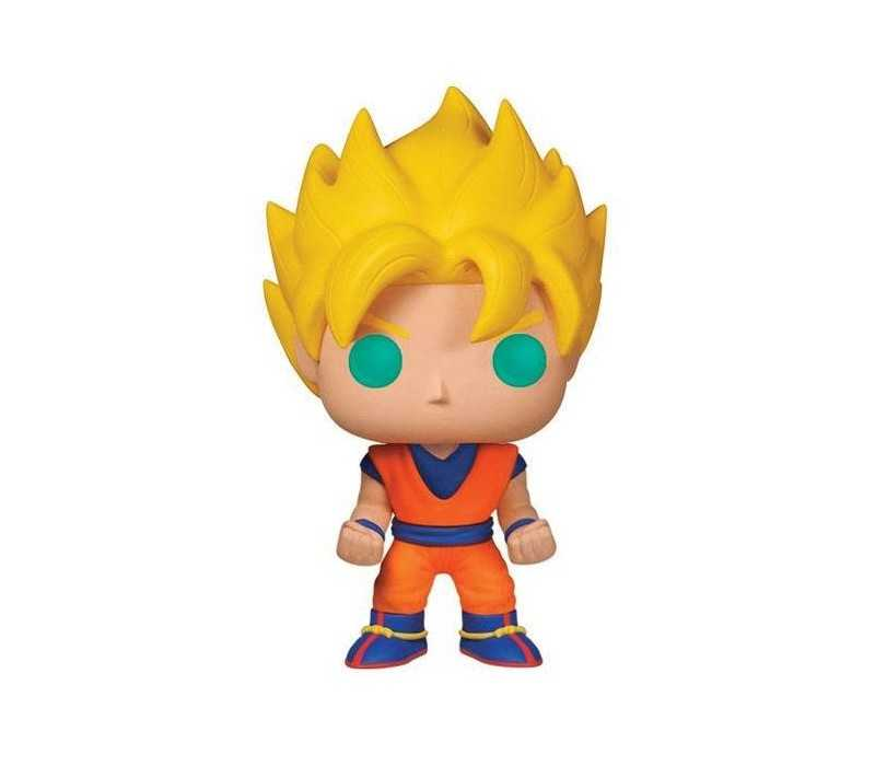 Figurine Dragon Ball Z - Super Saiyan Goku POP!