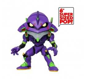 Evangelion - Super Sized Eva Unit 01 POP! Funko Figure