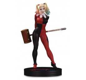 Figurine DC Collectibles DC Comics - DC Cover Girls Harley Quinn by Frank Cho