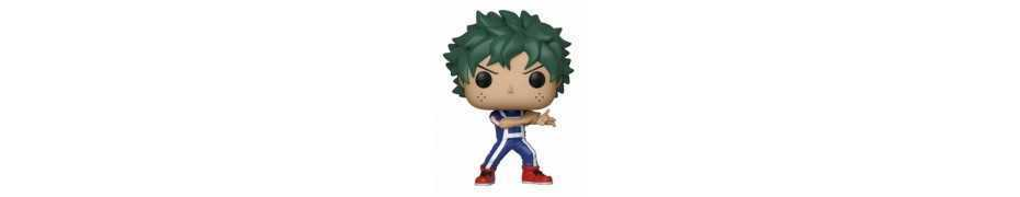 My Hero Academia - Deku (Entraînement) POP! figure