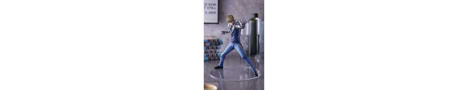 One Punch Man - Pop Up Parade GenosGood Smile Company Figure 4
