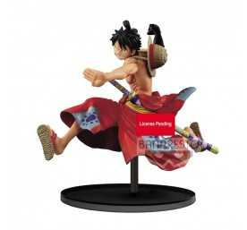 One Piece - Battle Record Collection Monkey D. Luffy Banpresto Figure