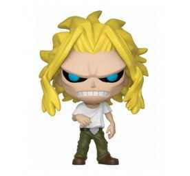Figurine My Hero Academia - All Might (Affaibli) POP!