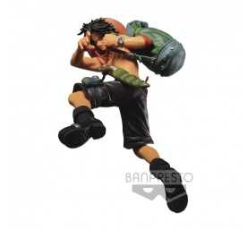 One Piece - SCultures Big Zoukeio 4 Vol. 7 Ace Banpresto Figure