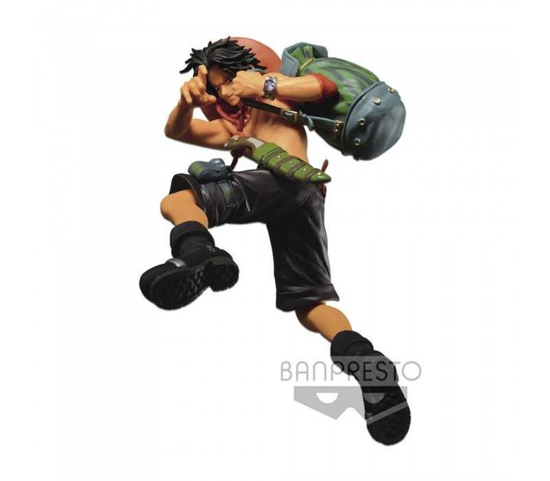 BANPRESTO One Piece SCultures Big LUFFY ATTAQUE ZOUKEIO
