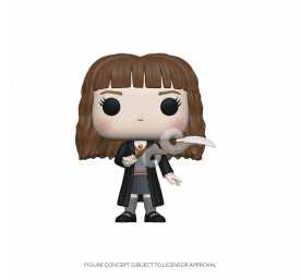 Figurine Funko Harry Potter - Hermione avec plume/Hermione w/Feather POP!