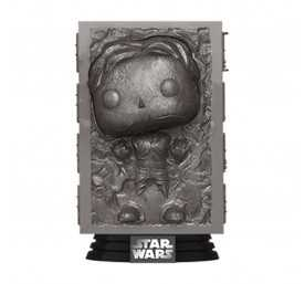 Star Wars - Han in Carbonite Empire Strikes Back 40th Anniversary POP! Funko Figure