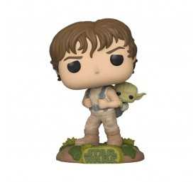 Star Wars - Training Luke with Yoda POP! Funko figure