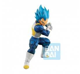 Dragon Ball Super - Ichibansho SSGSS Evolved Vegeta (Ultimate Variation) Banpresto Figure